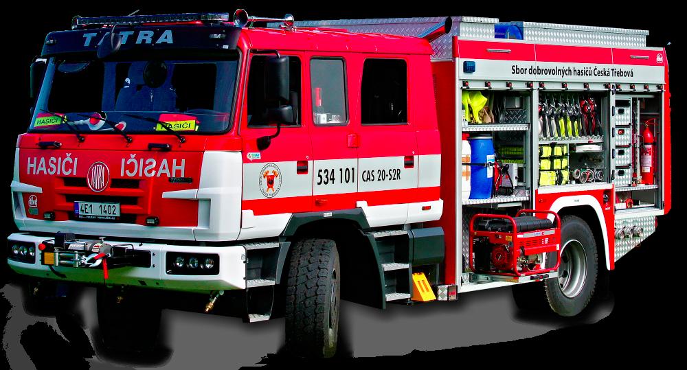 Požární technika